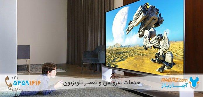 اتصال تلویزیون ال جی به اینترنت