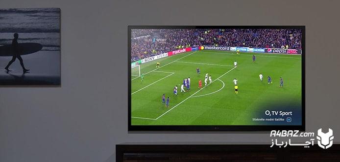 تغییر تنطیمات تلویزیون برای افزایش کیفیت