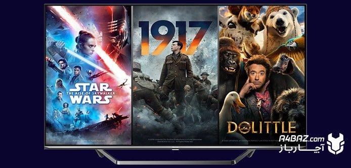 تفاوت رزولوشنهای تلویزیون