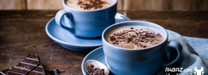 طرز تهیه هات چاکلت با اسپرسوساز به چه صورت است؟