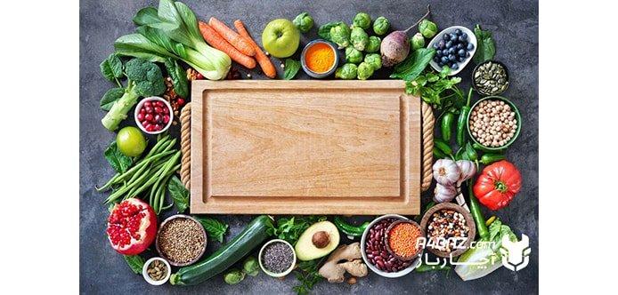 بهترین روش پختن سبزیجات
