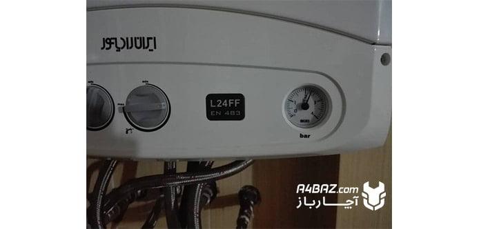 بالا رفتن فشار پکیج ایران رادیاتور