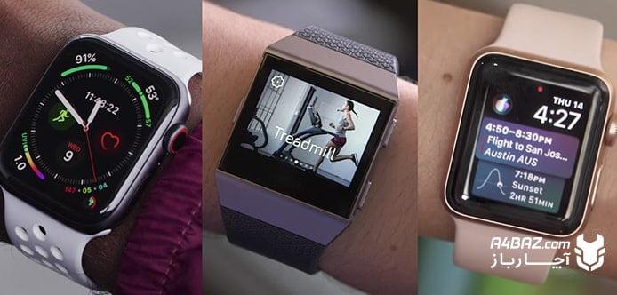 انتخاب بهترین ساعت هوشمند