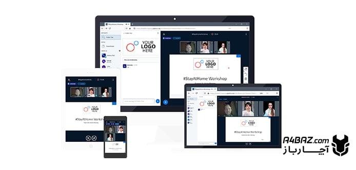 نرم افزار برگزاری کلاس آنلاین BigBlueButton