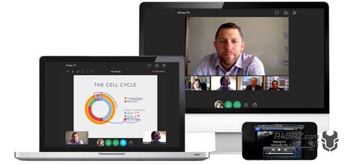 نرم افزار کلاس مجازی Blackboard Collaborate