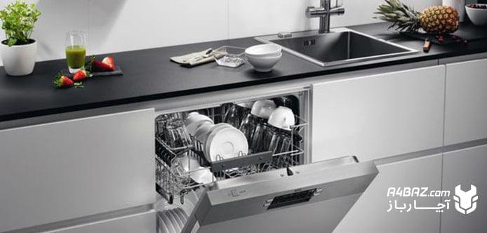 کد خطای ماشین ظرفشویی آ ا گ