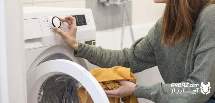 آموزش تعویض بلبرینگ لباسشویی