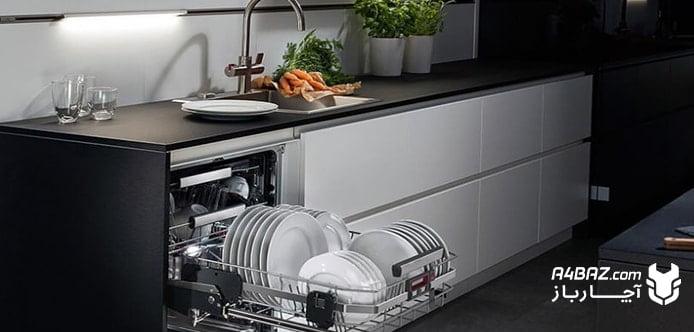 کدهای ارور ماشین ظرفشویی دوو