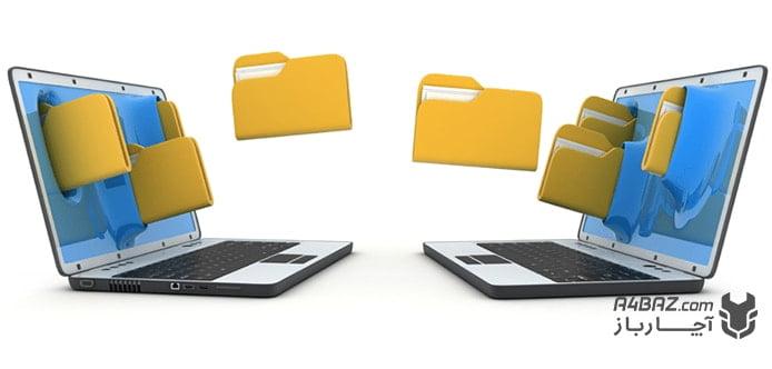 شبکه کردن دو کامپیوتر از طریق کابل