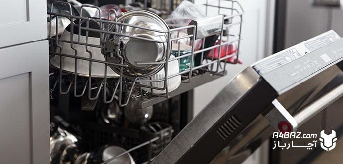 شستن ظروف استیل در ماشین ظرفشویی