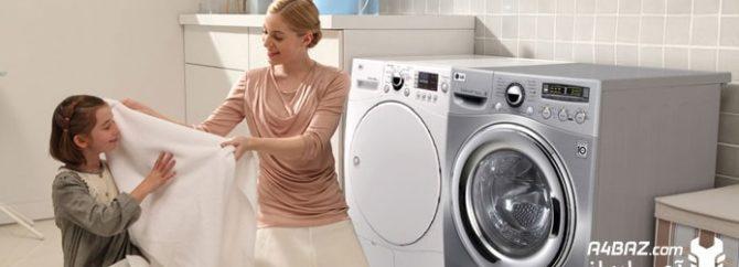 اجزای تشکیل دهنده ماشین لباسشویی چیست؟