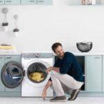 ۱۳ دلیل صدای زیاد ماشین لباسشویی سامسونگ
