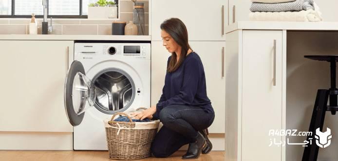 صدای تق تق ماشین لباسشویی