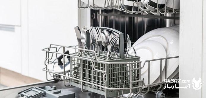 آموزش چینش درست ظروف در ظرفشویی