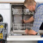 علت قفل نشدن درب ماشین ظرفشویی و بسته نشدن آن