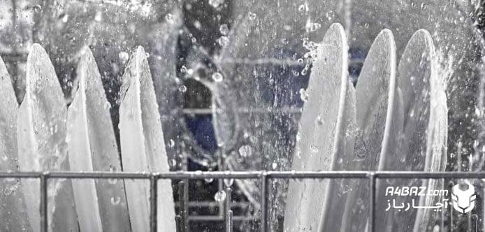 علل خشک نشدن ظروف در ظرفشویی
