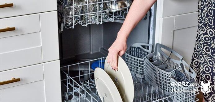 اموزش رفع مشکل طولانی شدن زمان شستشوی ماشین ظرفشویی