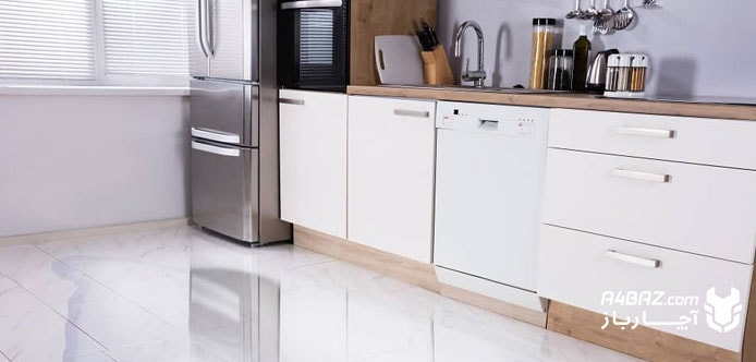 عوامل نشتی آب از ماشین ظرفشویی