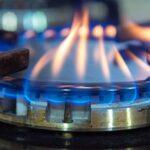 چرا شعله اجاق گاز دود می کند؟
