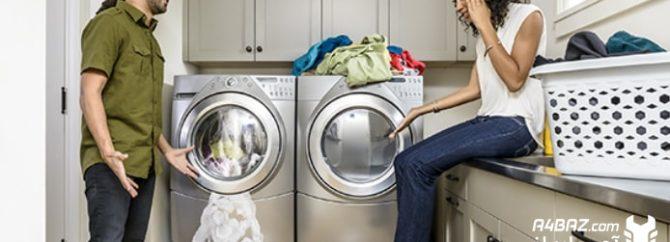 راهنمای تست٬ تشخیص و تنظیم هیدروستات لباسشویی