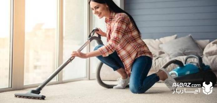 ترمیم کردن فرش