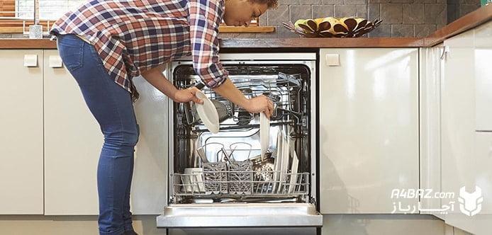 ظروفی که نباید در ماشین ظرفشویی گذاشت