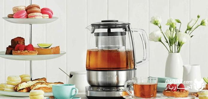چرا چای در چای ساز سرد میشود