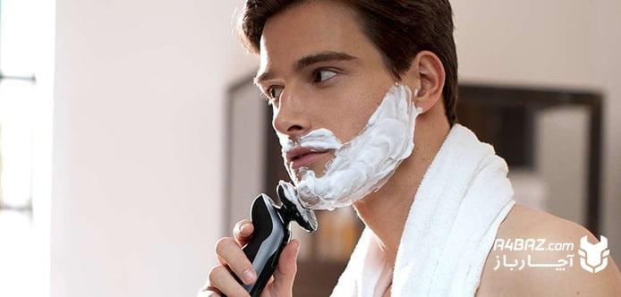 اصلاح ریش کوتاه