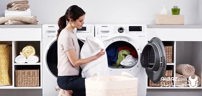 سنسورهای ماشین لباسشویی