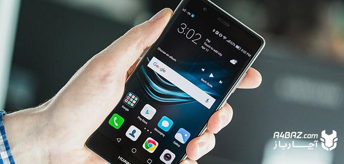 دریافت نشدن پیامکها روی گوشی هوآوی