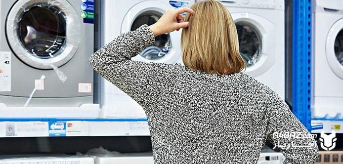 نقش ظرفیت ماشین لباسشویی در خرید ماشین لباسشویی