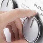 آموزش تنظیم سطح آب ماشین لباسشویی
