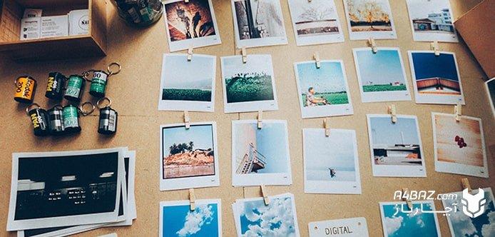 انواع کاغذ چاپ عکس