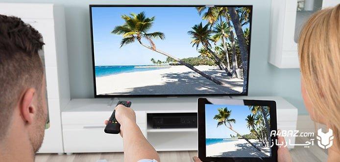 تبدیل تلویزیون معمولی به هوشمند
