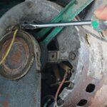 چگونگی تعویض و نصب موتور کولر آبی