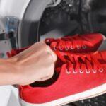 چطور کفش کتانی را با لباسشویی بشوییم؟