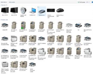 مراحل تغییر چاپگر پیش فرض در ویندوز 10