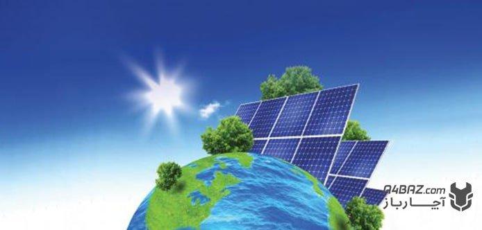 حفظ سلامت زمین با استفاده از کولر خورشیدی