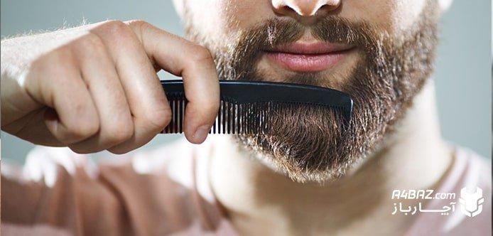 کوتاه کردن ریش بلند