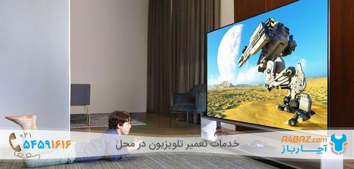 دلایل چشمک زدن چراغ پاور تلویزیون