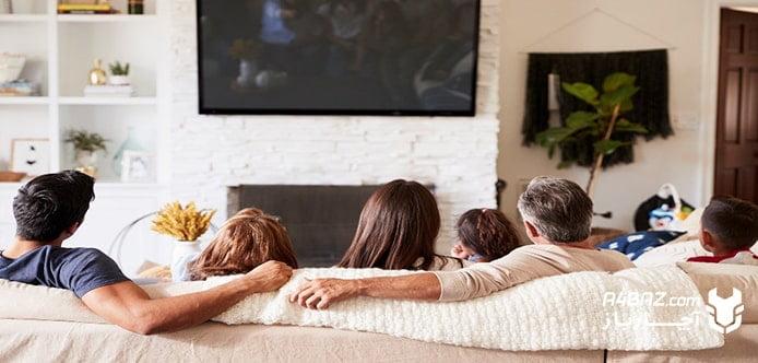 قفل کودک تلویزیون ال جی