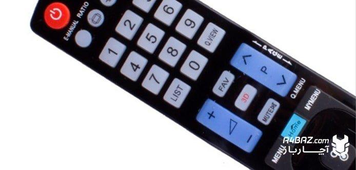 کنترل تلویزیون ال جی
