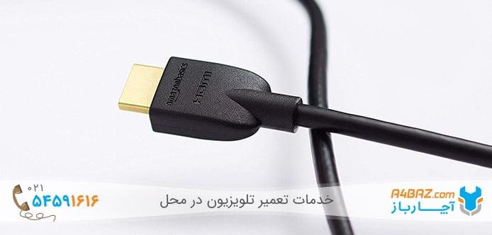 کابل HDMI دستگاه های جانبی