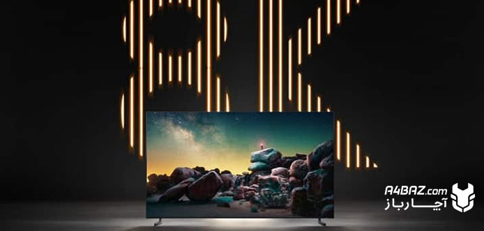 تلویزیونهای 8k