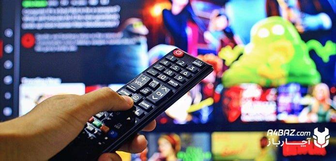 آشنایی با ریموت کنترل تلویزیون دوو