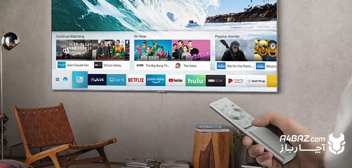 تلویزیون هوشمند ال ای دی
