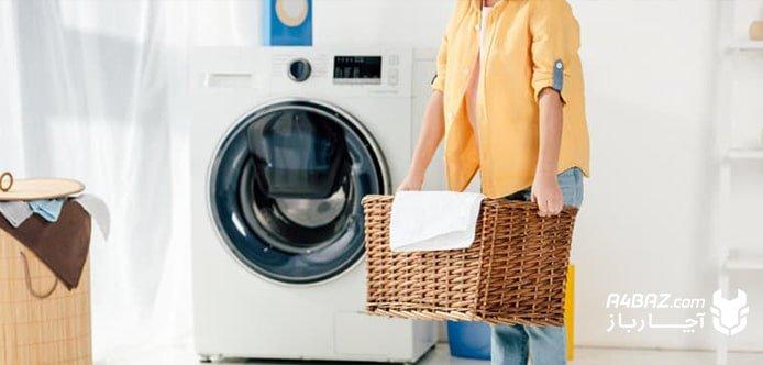 استفاده از وایتکس در شستشو با لباسشویی