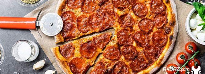 آموزش تهیه پیتزا با هر وسیله پخت و پز + نکات مهم!