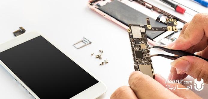 تعمیر موبایل در محل