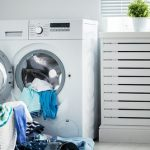 چگونه ارور LE در ماشین لباسشویی ال جی را رفع کنیم؟